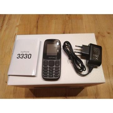 myPhone 3330 DualSim Bluetooth