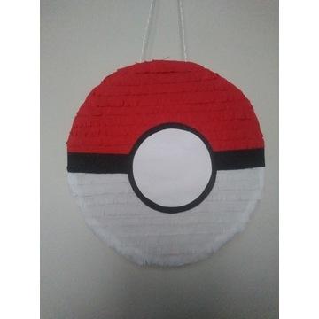 Zestawy piniata+kij  jak Pokebol Pokemon+imię