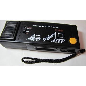 aparat foto col-mate t-601 plus kasetka klisza