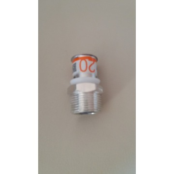 """Nypel Uponor Gz 3/4"""" × 20"""