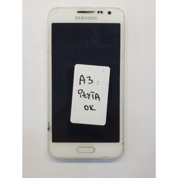Smartfon Samsung a3 a300 uszkodzony ekran
