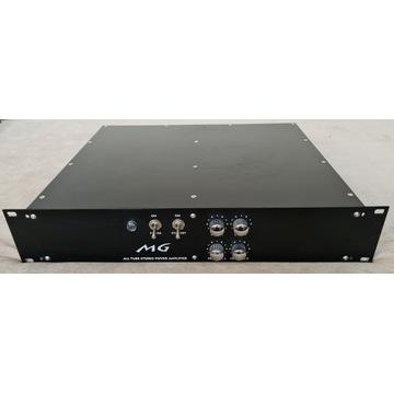 Gitarowy lampowy poweramp/wzmacniacz 2x30W MG