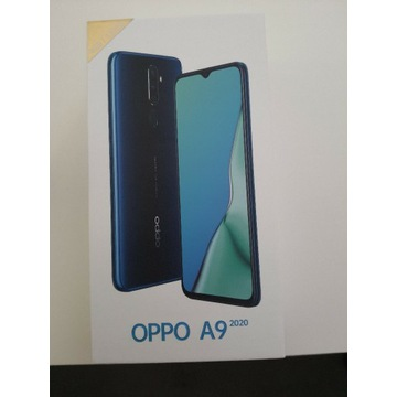 OPPO A9 2020 niebieski