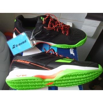 Nowe ekstra buty Babolat do tenisa
