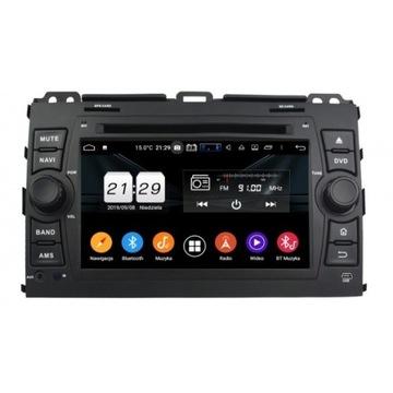 Nawigacja radio Toyota Landcruiser 120