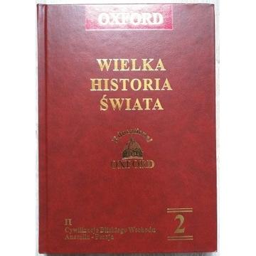 Wielka Historia Świata T2 ANATOLIA -PERSJA