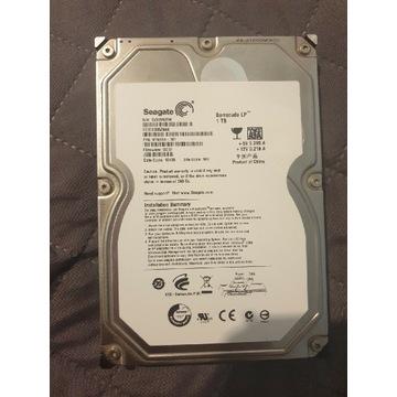 DYSK SEAGATE 1TB  ST3000520AS BARRACUDA LP