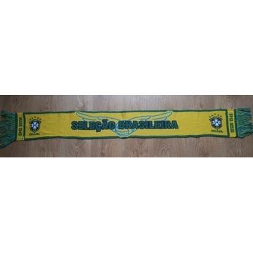 okolicznosciowy szalik reprezentacyjny - Brazylia1