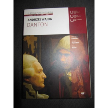 Danton Wajda DVD rekonstrukcja cyfrowa