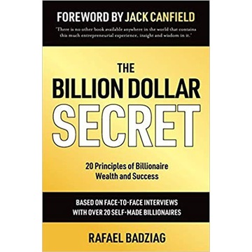 The Bilion Dollar Secret e-book