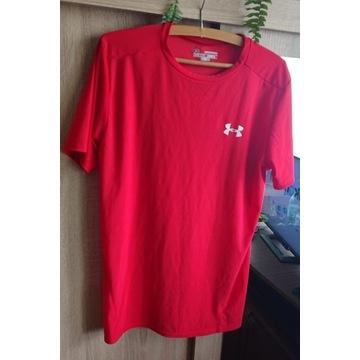 Under Armour heat gear koszulka XXL jak nowa