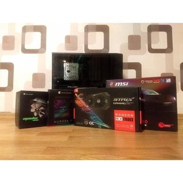 Komputer Gamingowy I7 6700 RX 570 16GB RAM SSD