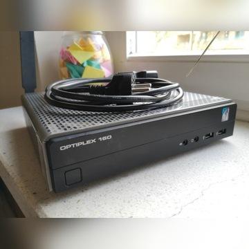 Dell Optiplex 160 - dysk ssd 120GB. DAPHILE