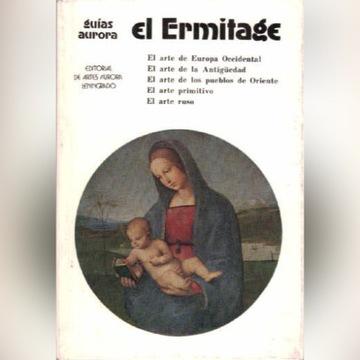 EL ERMITAGE - muzeum w Petersburgu - j. hiszpański