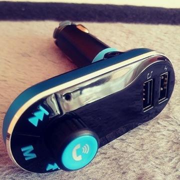 Transmiter samochodowy Bluetooth ART FM-05 BT