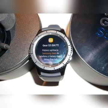 Samsung gear3 frontier fabrycznie nowy !!!