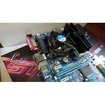 Płyta główna Gigabyte GA-P67A-D3-B3 i5-3450 8gb