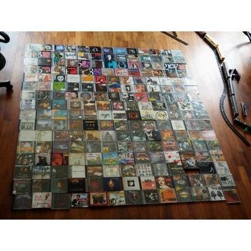 Płyty CD - ponad 350 szt.