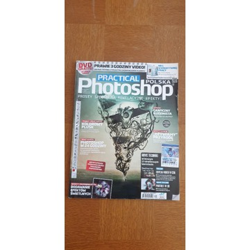 Practical Photoshop 1,2,3,4,5,6 2012 + płyty DVD
