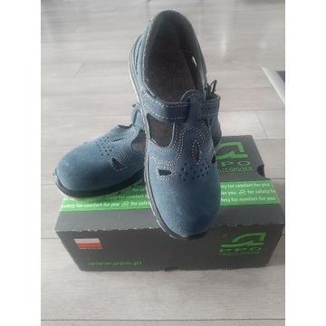 Buty, obuwie robocze wzór 251W roz 38 damskie