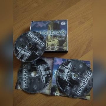 Gregorian Mystic 3xCD
