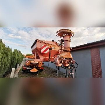 Piaskarka posypywarka Kupper Weisser