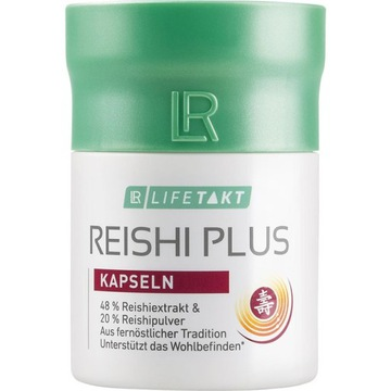 Reishi Plus LR Health an Beauty prozdrowotnie.com