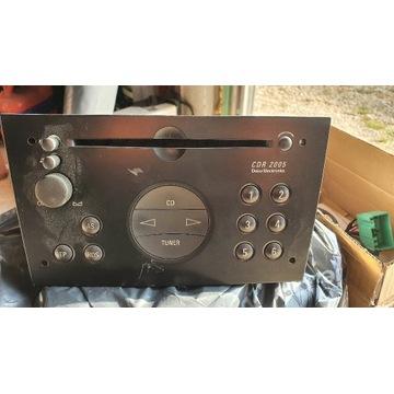 Radio opel Vivaro