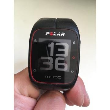 Zegarek Polar m 400