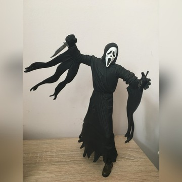 Ghostface figurka z fimu Krzyk McFarlane nie Neca,