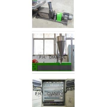 Maszyna do produkcji materiału do maseczek