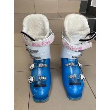 Buty narciarskie LANGE 24,5