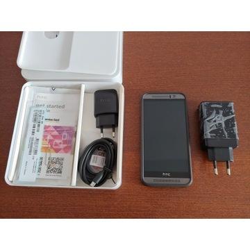 HTC M9 3/32 GB szary bdb stan szybka ładow. etui