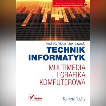 Multimedia i grafika komputerowa.