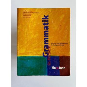 Grammatik in Feldern. Ein Lehr- und Ubungsbuch