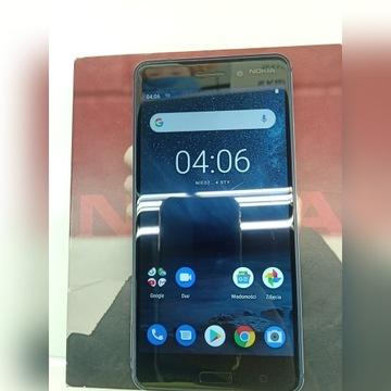 Nokia 6 w BDB stanie Gwarancja do maja