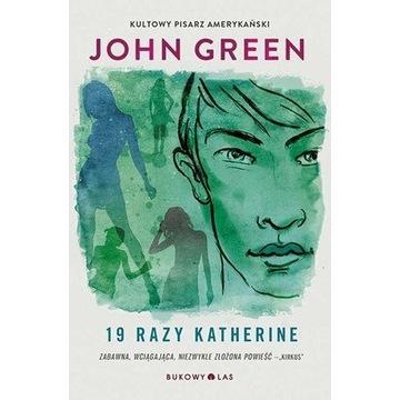 19 RAZY KATHERINE JOHN GREEN