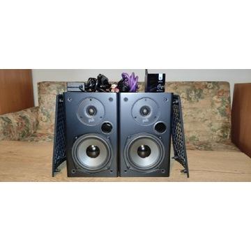 Zestaw wzmacniacz bt SMSL SA100 głośniki Polk t15