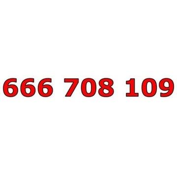 666 708 109 ZŁOTY ŁATWY NUMER STARTER