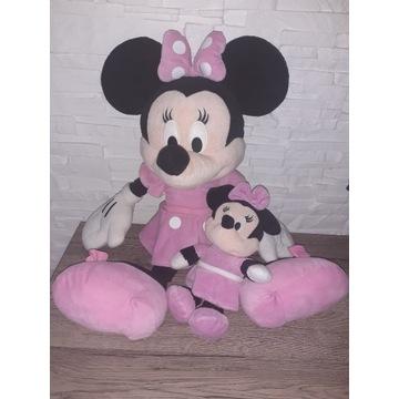 Maskotka Minnie duża + mała Disney mini minni