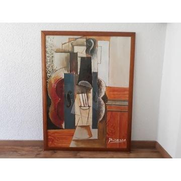 Plakat Picasso w ramie