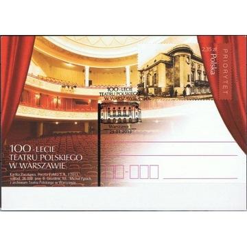 100-lecie Teatru Polskiego - 29-01-2013 Warszawa