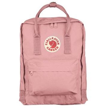 Plecak Kanken 16L pudrowy róż