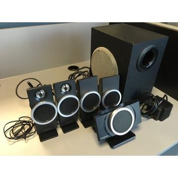 Głośniki do komputera 5.1 Creative Inspire T6100