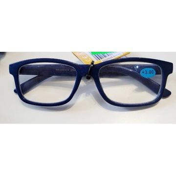 Gotowe okulary do czytania Brandex 3.00