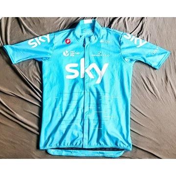 Koszulka Castelli Team Sky Podio Jersey