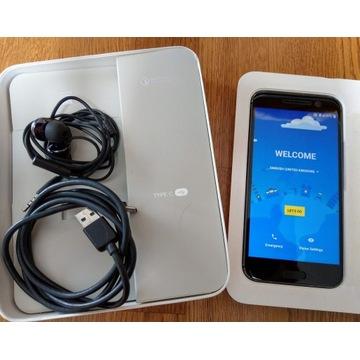 HTC 10 - stan wizualny dobry, nowa bateria i ekran