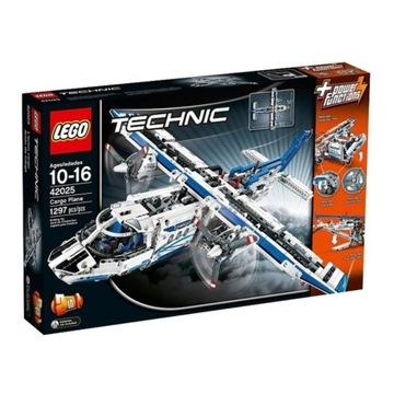 LEGO TECHNIC 42025, używany, stan bdb