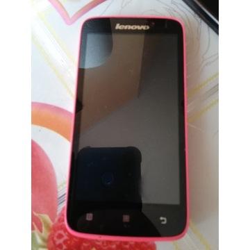 Smartphone Lenovo A516 stan b. Dobry