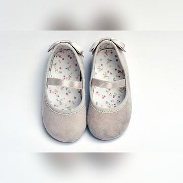 Baletki/baleriny  dla dziecka H&M - R.18-19